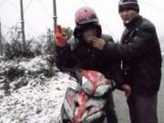 Tin tức - Tuyết rơi ở Hà Giang là tin đồn thất thiệt
