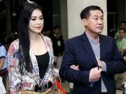 Làng sao - Bố mẹ chồng Tăng Thanh Hà đến ủng hộ Mr Đàm
