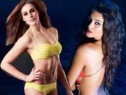 Người mẫu - Vẻ nóng bỏng khó cưỡng của Tân Hoa hậu thế giới 2014