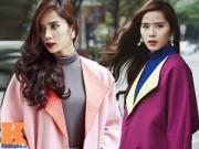 Mặc đẹp mỗi ngày - Chọn áo khoác đẹp miễn chê cho nữ công sở
