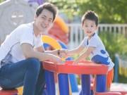 Làng sao - Đăng Khôi tham gia hoạt động ngoại khóa cùng con trai