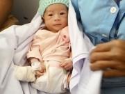 Nuôi con - Tháng sinh 'mách' tình trạng sức khoẻ của trẻ