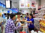 Tin hot - Hàng Tết siêu thị gấp 2-3 lần ngày thường