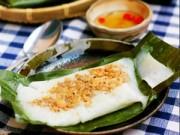 Bếp Eva - Hương cố đô trong bánh nậm thơm lừng