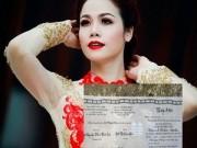 Người nổi tiếng - Lộ thiệp cưới độc đáo của Nhật Kim Anh