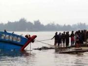 Tin nóng trong ngày - Chìm tàu ở Thái Bình, 6 người tử vong