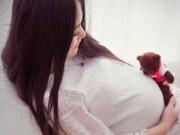 """Mang thai 6-9 tháng - Mẹ bầu """"rỉ tai"""" nhau chiêu đẻ con da trắng hồng"""