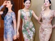 Thời trang Sao - Sao Việt không ngại hở trong cuộc đua Nữ hoàng xuyên thấu