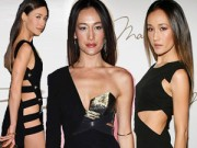 Thời trang - Vẻ đẹp ám ảnh của cô đào gốc Việt nổi danh tại Mỹ