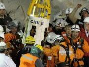 Những vụ giải cứu tai nạn hầm mỏ thần kỳ nhất thế giới