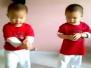 Clip Eva - Hai em bé dễ thương nhảy Gangnam Style cực hay