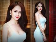 Làm đẹp - Xốn xang trước vòng 1 tuyệt đẹp của Hương Giang Idol