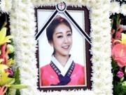 Làng sao - Những vụ tại nạn khó quên nhất showbiz Hàn