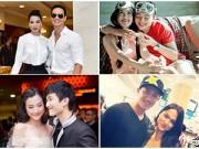 Làng sao - Những cặp tình nhân mới đẹp nhất showbiz Việt 2014