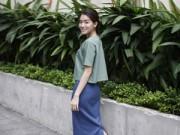 Thời trang - Tư vấn thời trang: Lưng dài, chân ngắn mặc gì cho đẹp