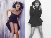 Ảnh đẹp Eva - Lộ hình ảnh thời nổi loạn của Angelina Jolie