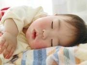 Làm mẹ - Chuẩn thời gian ngủ của trẻ sơ sinh theo tháng tuổi