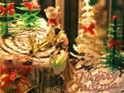 Bếp Eva - Bánh Giáng sinh rực rỡ thị trường Hà Nội