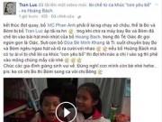 Làm mẹ - Trần Lực tung clip tự quay con trai chế nhạc Hoàng Bách