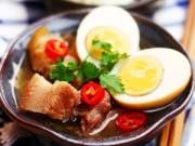 Bếp Eva - Thịt kho tàu kiểu miền Nam đầy hấp dẫn