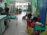 Tin tức - TPHCM: Trường mầm non bị 'ép mỡ' giữa khu dân cư