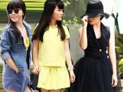 Thời trang công sở - Qúy cô Sài Gòn mặc đồ Việt cực kỳ cá tính