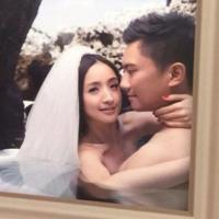 Tiết lộ ảnh cưới lãng mạn của Lâm Y Thần
