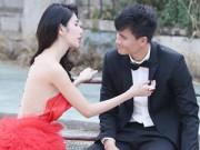 Hậu trường - Công Vinh – Thủy Tiên chi 2 tỷ cho tiệc cưới