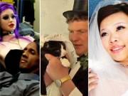 Chuyện tình yêu - 15 đám cưới kỳ quặc nhất thế giới