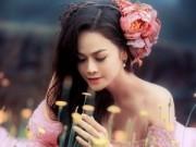 """Làng sao - Nhật Kim Anh: """"Mong sớm sinh con sau khi cưới"""""""