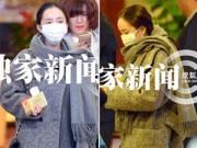 Làng sao - Bắt gặp Dương Mịch mệt mỏi, gày gò ở sân bay