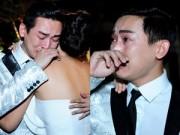 Làng sao - Hứa Vỹ Văn khóc sưng mắt vì nhớ Wanbi Tuấn Anh