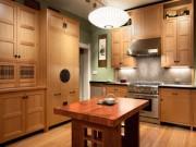 Nhà đẹp - 8 kiểu sàn bếp khiến chị em khỏi lo trơn trượt