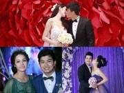 Nhà đẹp - Nhà sao Việt nổi bật trong những đám cưới của năm 2014