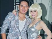 Làng sao - Minh Luân khoe vẻ điển trai bên Trương Quỳnh Anh