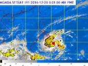 Tin tức - Áp thấp mạnh lên thành bão gần Biển Đông
