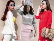 Thời trang - Tuần qua: Sao Việt xinh lung linh đón Giáng sinh