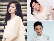 """Làng sao - 3 nàng dâu """"xông đất"""" showbiz Việt đầu năm 2015"""