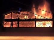 Tin trong nước - Cháy nhà, 6 người chết: Nạn nhân gào thét gọi con