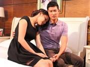 Làng sao sony - Huy Khánh bất ngờ thân mật với Phan Như Thảo