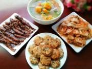 Bếp Eva - Chả cá lá lốt, bống kho ấm cúng bữa cơm chiều