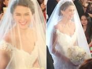 Làng sao - Toàn cảnh đám cưới mỹ nhân đẹp nhất Philippines