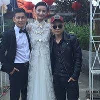 Đỗ Mạnh Cường về Quảng Bình dự lễ cưới của gà cưng