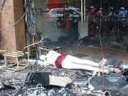 Tin tức - Lợi dụng cháy lớn tại trung tâm TP.HCM để móc túi