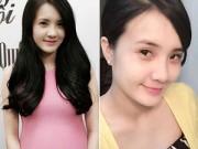 Bà bầu - Em gái Công Vinh: Bầu bí tăng 17kg vẫn xinh đẹp