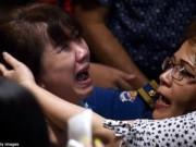 Tin tức - Người nhà nạn nhân MH370 xót xa cùng QZ8501