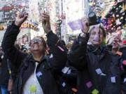 Tin tức - Người dân thế giới tất bật đón giao thừa 2015