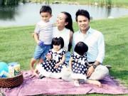 Bà bầu - MC Huyền Ny kể lại lần suýt chết khi sinh đôi nơi xứ người