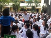 Tin tức - TP HCM: Học sinh chung tay phòng chống sốt xuất huyết