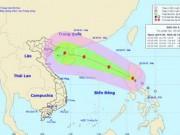 Tin tức - Xuất hiện bão Mujigae hoạt động gần biển Đông